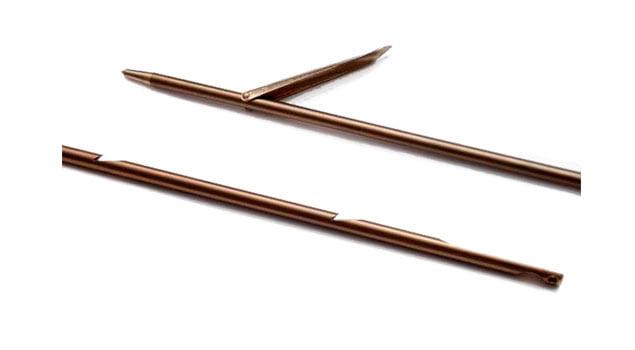 Partes de un fusil - Varilla