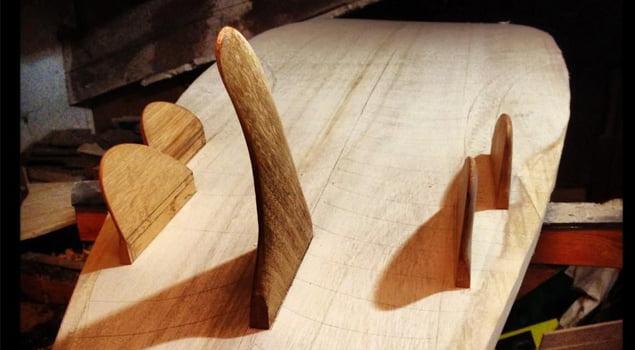 Altea de madera