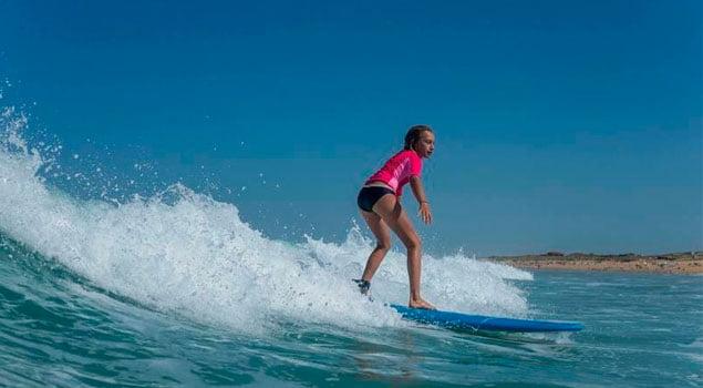 Consejos para un surfista principiante