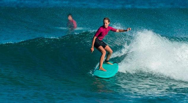 leash-tabla de surf