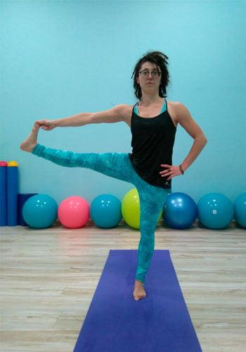 Rutina de yoga para hacer en casa