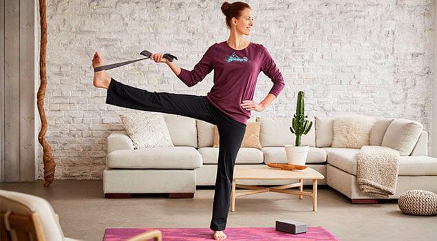 Vuelta al deporte con Yoga