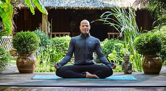 Respiración y Yoga