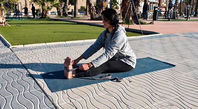 Cuerdas de yoga